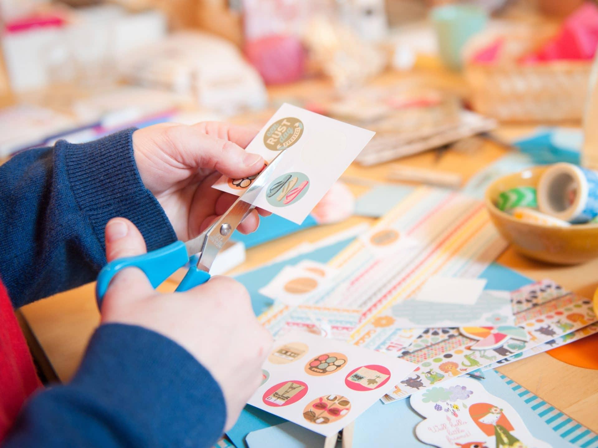 Hobbywinkels - winkelen - creatief