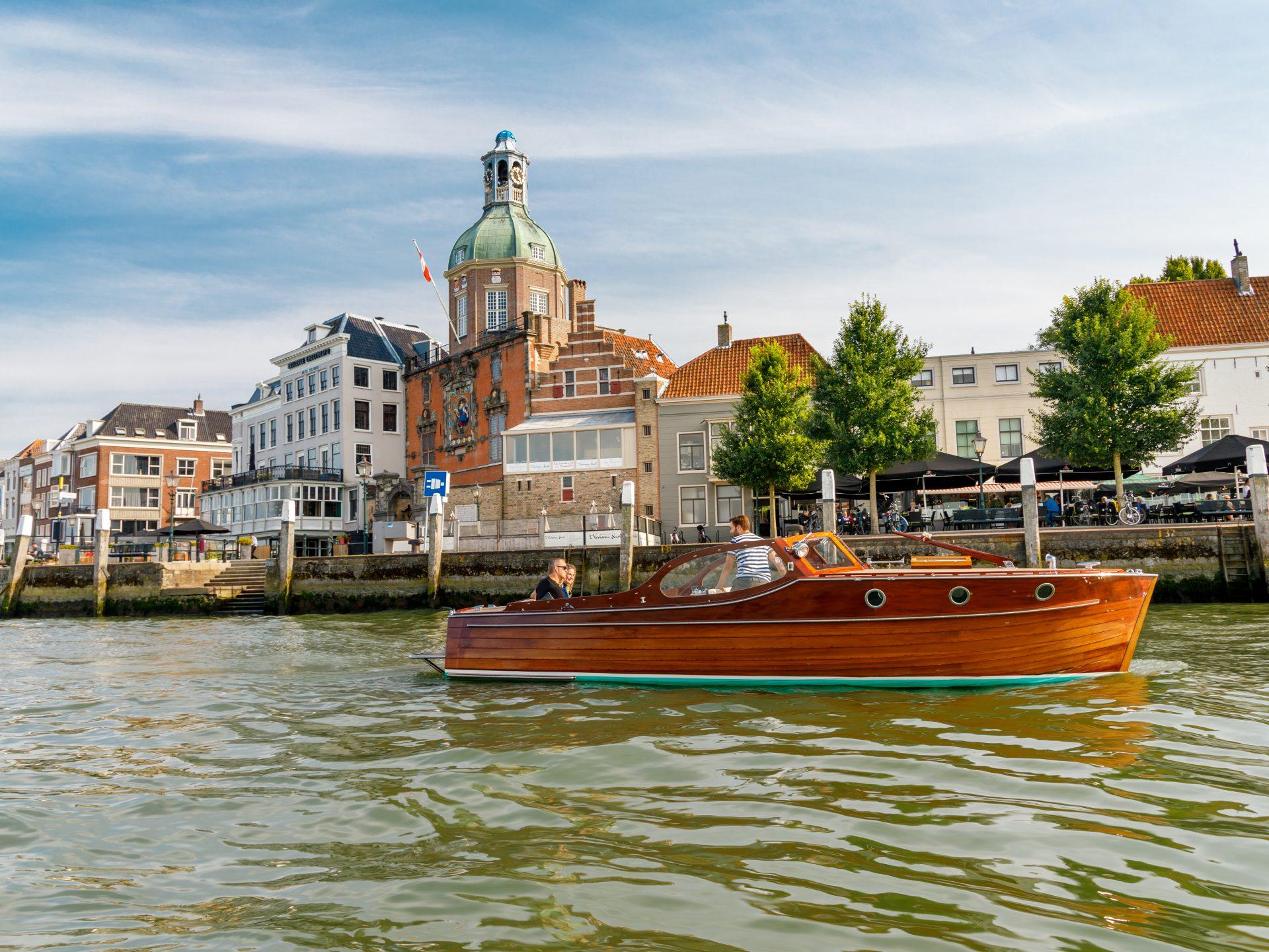 Groothoofd Dordrecht - varen