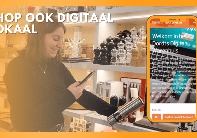 Shop ook digitaal Lokaal - Dordt Vlogt