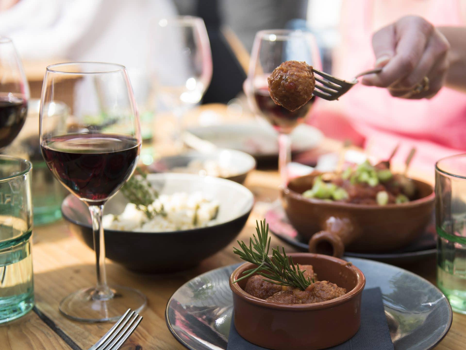 Tapas mediterraanse keuken