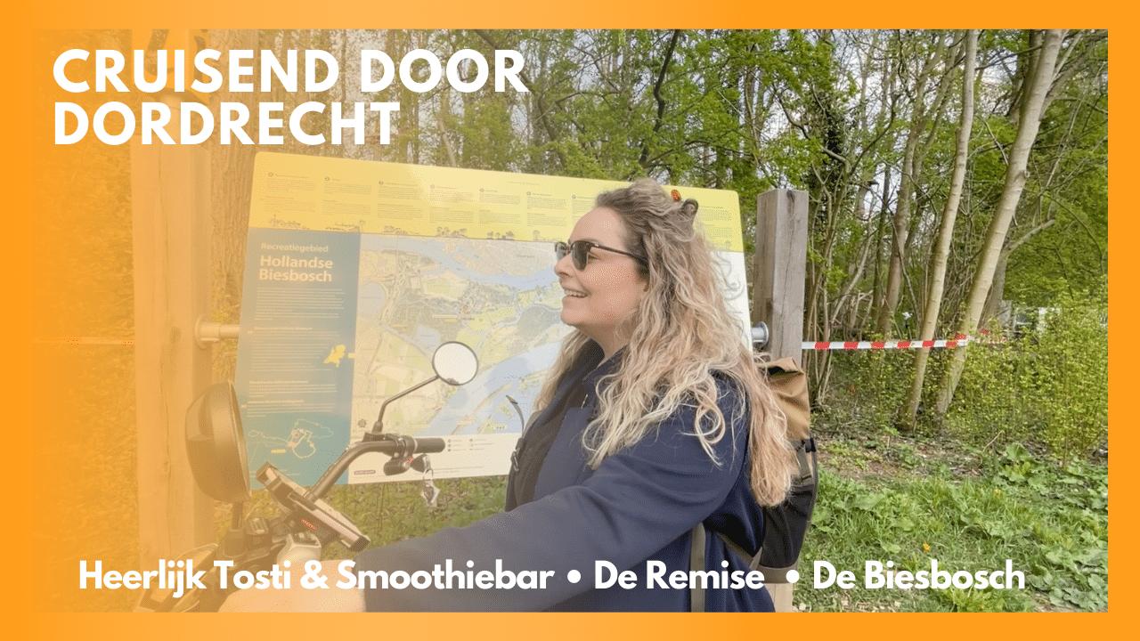 Dordt Vlogt | e-chopper binnenstad & Biesbosch