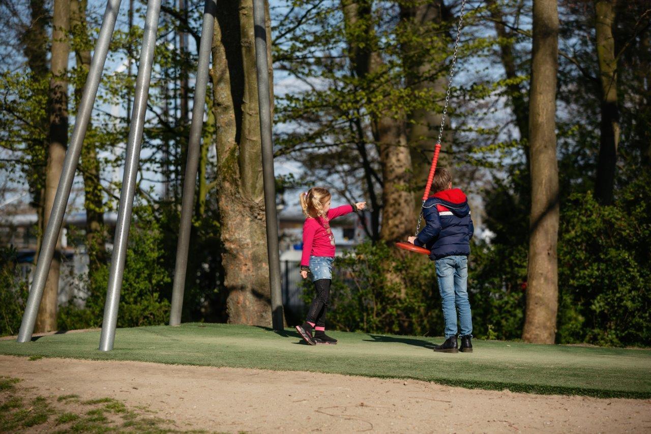 Weizigtpark park Dordrecht speeltuin kinderen
