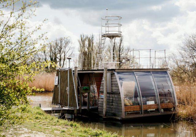 Ecolodge Zuileshoeve Biesbosch Dordrecht