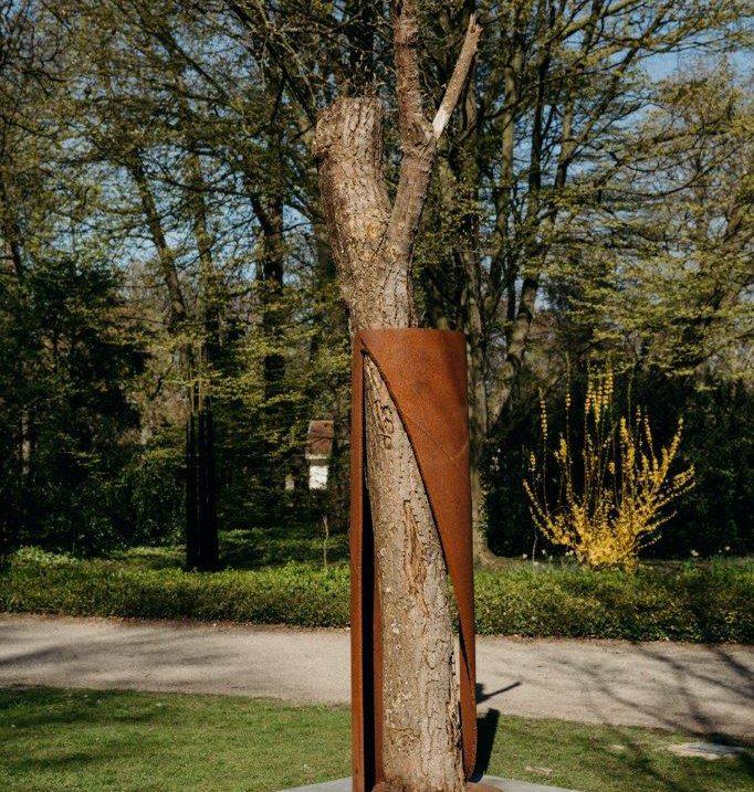 Park Merwestein Beeld in Park Dordrecht