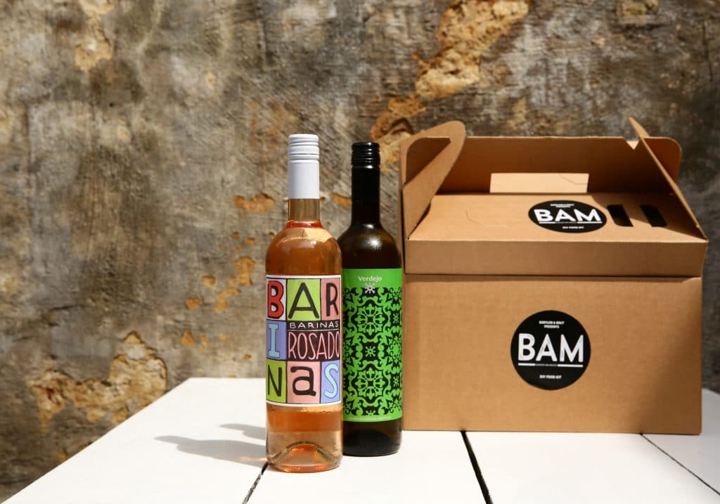 BAM box Brut Babylon