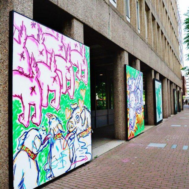DOOR street art Iconoclash juli 2021 (1)