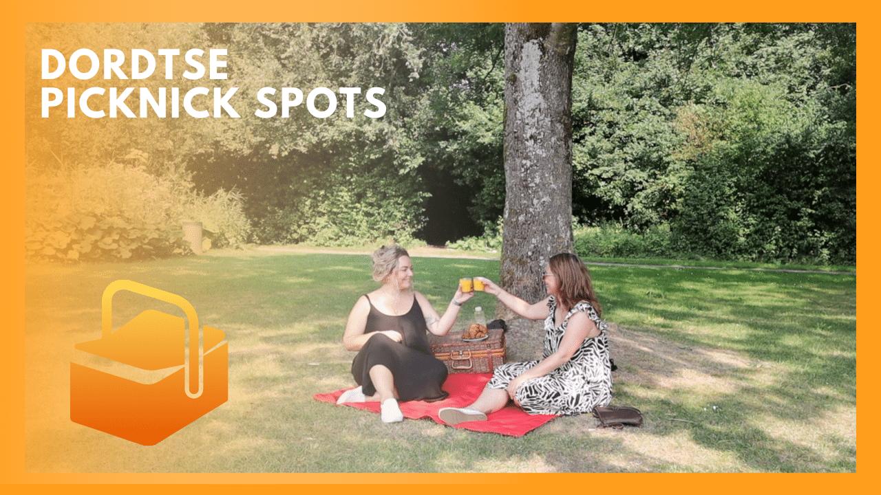 Miniatuur Dordt Vlogt Dordtse Picknick spots Dordrecht