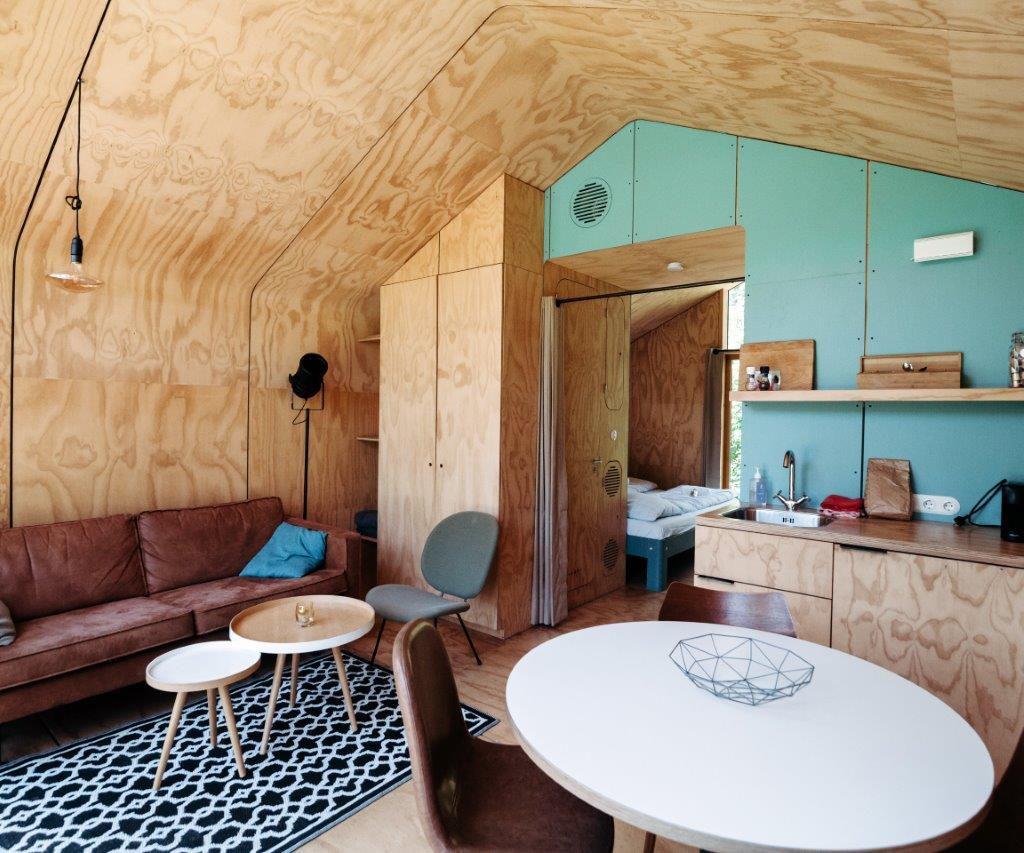 Wikkelhouse Stayokay Biesbosch Dordrecht (4)
