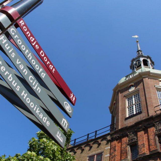 Stadswandeling Dordrecht