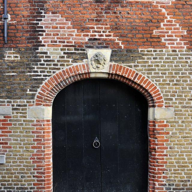 De Berckepoort - monument - Dordrecht