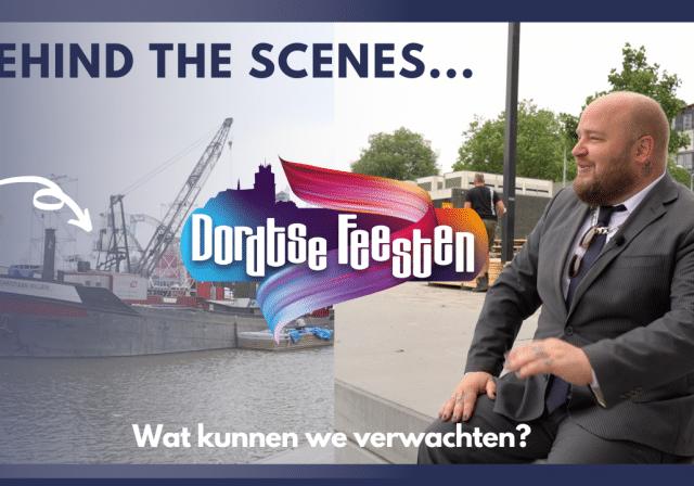 Dordt Vlogt: Dordtse Feesten gaat beginnen!