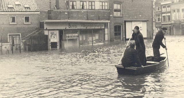 Hoogwaterroute Dordrecht