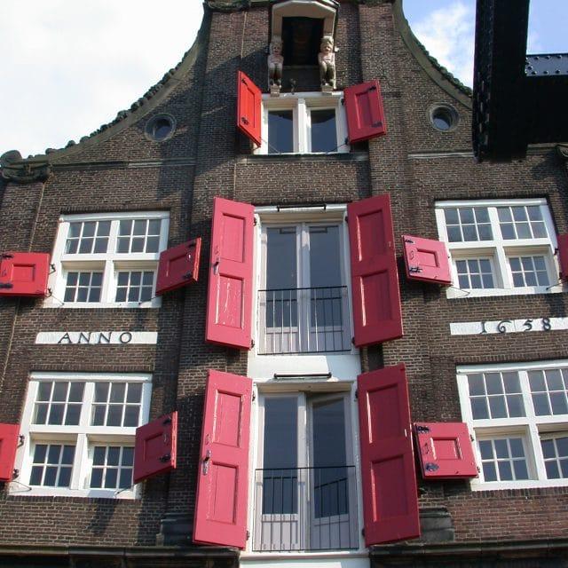 monumenten Dordrecht