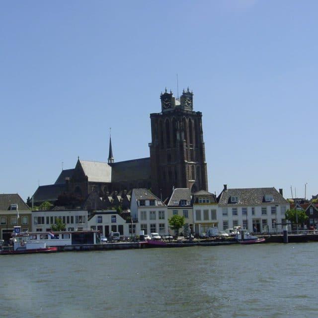 Grote Kerk - Hoogwaterroute