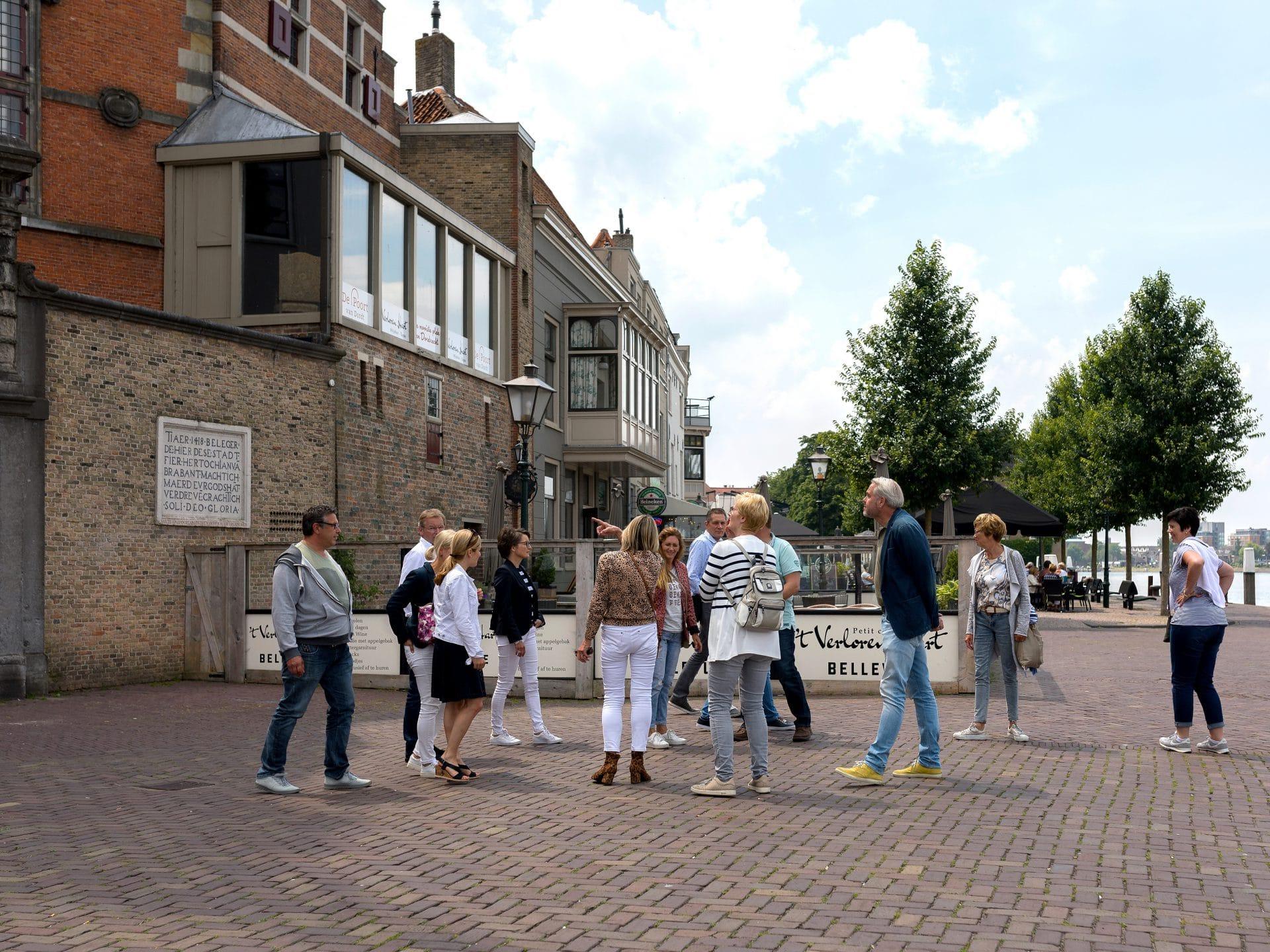 Stadswandeling VVV Dordrecht