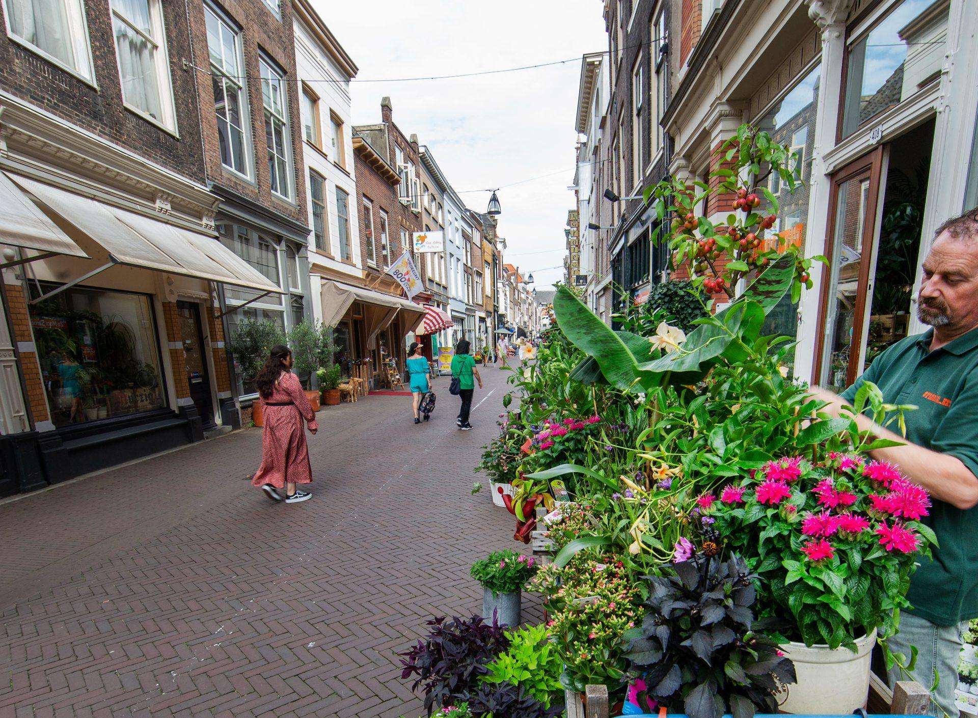 Voorstraat West Winkelen Florale Extase Dordrecht