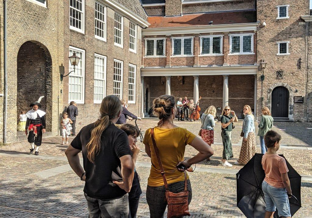 Open Monumentendagen Dordrecht Het Hof van Nederland