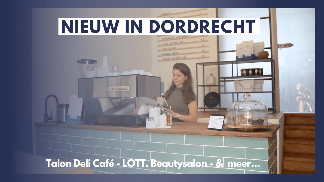 Dordt Vlogt miniatuur Nieuw in Dordrecht Talon Lott