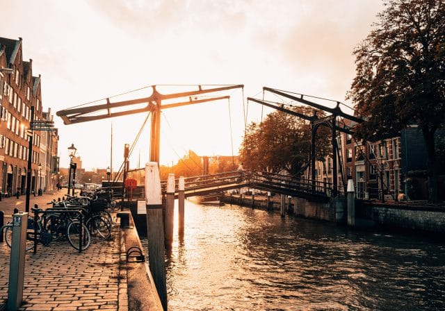 #LichtopDordrecht - Damiatebrug Dordrecht